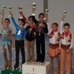 Kevin Bovara e Alba Marconi - Coppia Campione Regionale2012