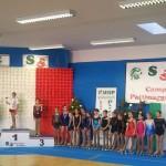 Alba Marconi - 13° classificata ai Campionati Italiani 2012