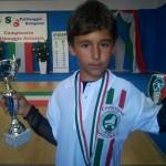 Kevin Bovara - Campione Italiano 2012