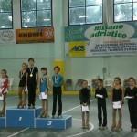 Premiazione Coppie Artistico Giovanissimi