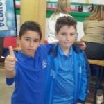 Vincenzo e Kevin