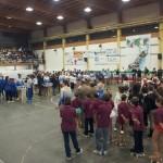 cerimonia di apertura del Trofeo delle Regioni
