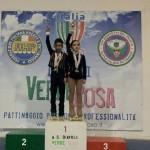 Alba e Kevin - Coppia Giovanissimi Campione Prov.le 2013