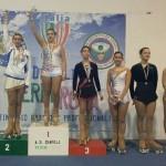 Cat. Divisione Naz.le B Femminile - Premiazione Campionati Prov.li FIHP