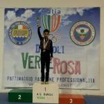 Kevin Bovara - Campione Prov.le 2013 cat. Giov. B