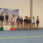 ALBA MARCONI - Premiazione esercizi liberi cat. Giovanissimi B fem.