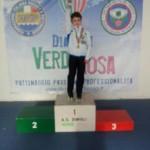"Vincenzo Mattioli - Campione Regionale 2013 cat. Esordienti ""A"""