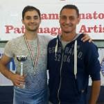 Alessandro Fratalocchi con Ivan