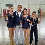 Ivan con Martina Ilaria e Alex