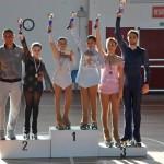 Ivan con gli atleti