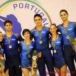 Alessandro e Arianna - Bronzo agli Europei 2013