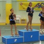 Alba Marconi - 2° class. Campionati Naz.li Aics Misano 2013 cat. Giovanissimi B Femminile