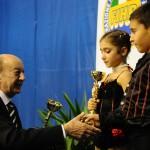 Kevin e Alba sul podio al trofeo delle regioni