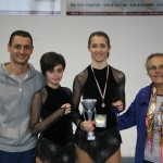 Ilaria Aureli e Irene Cappella con Ivan Bovara e Anna Maria Laghi web