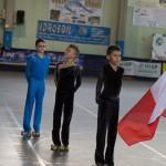 Kevin - argento ai Campionati Italiani 2014 es. liberi