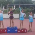 Mascia Falaschetti 1° class trofeo Provinciale