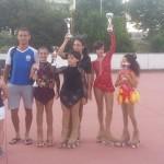 Premiazione trofeo provinciale