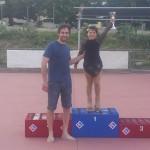 Sofia Fares 1° Class trofeo provinciale