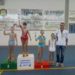 Campionessa Provinciale Fihp 2017 esercizi liberi e combinata