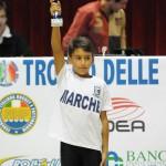 Kevin Bovara - 1° al trofeo delle regioni web