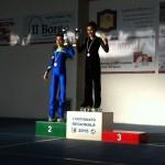 Kevin Bovara - Campione Regionale Uisp 2015 -  Es. Liberi