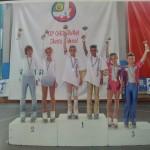 Premiazione Campionati Nazionali