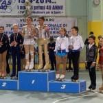 Alba e Kevin 1° class Campionati Nazionali Aics Misano 2015