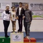 Laura, Matilde, Kevin e Ivan