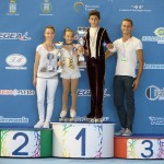 1° classificati ai Campionati Italiani Fisr 2017