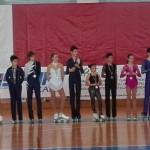 coppia 6° classificata ai Nazionali Uisp 2016 di Calderara di Reno