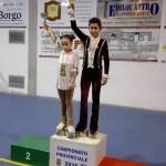 Matilde Matteucci e Kevin Bovara - Campioni Provinciali