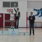 Kevin Bovara e Matilde Matteucci - Campioni Regionali