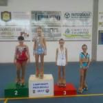 3° classificata ai Campionati Provinciali Fihp 2017 - Es. Obbligatori cat. Giovanissimi A